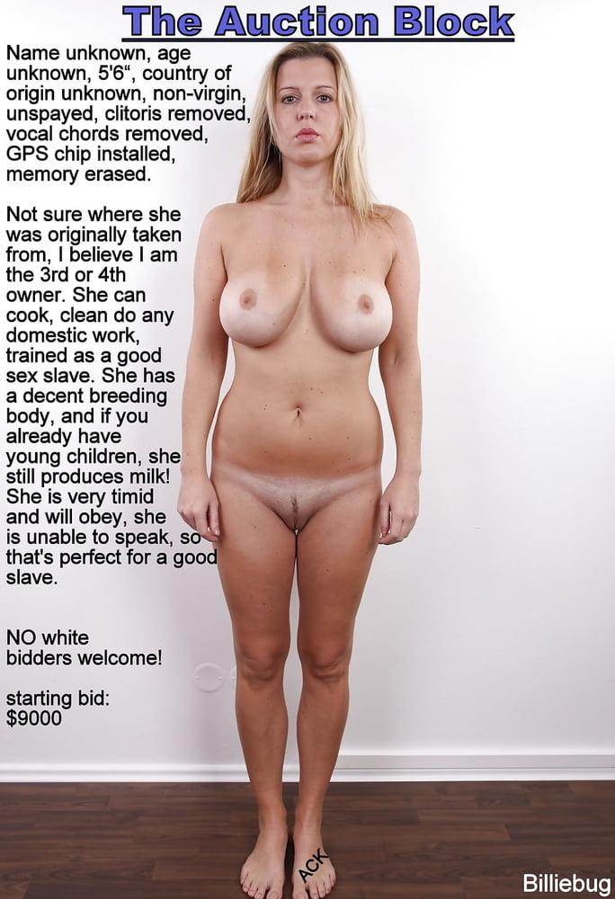 Slave Girl Auction