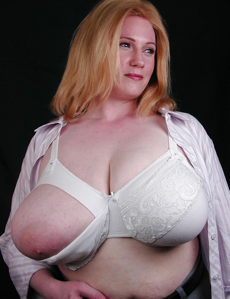 Large breast bbw