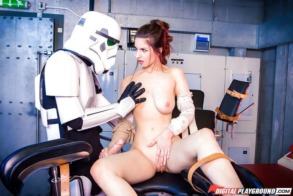 Female star wars cosplay porn
