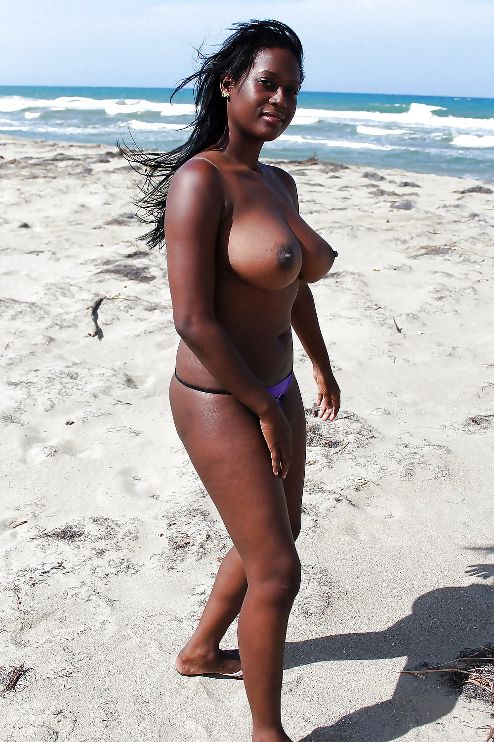 Sexy dominican breasts