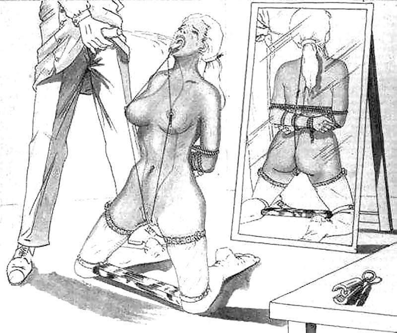 Смотреть бдсм рисунки — img 6