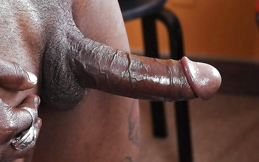 Monster big big big cock black