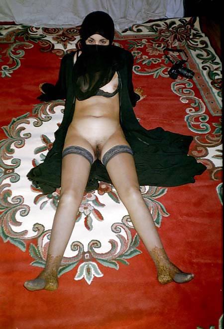 Homemade arab muslim egypt turkey pakistan cauc hijab - 2 part 5