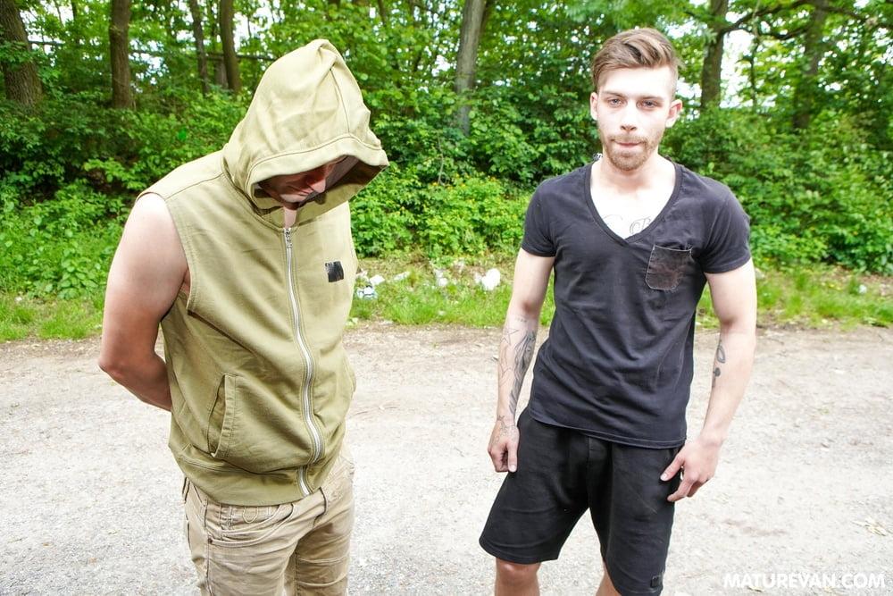 Cougar fuels with fuck boy semen at MatureVan - 18 Pics