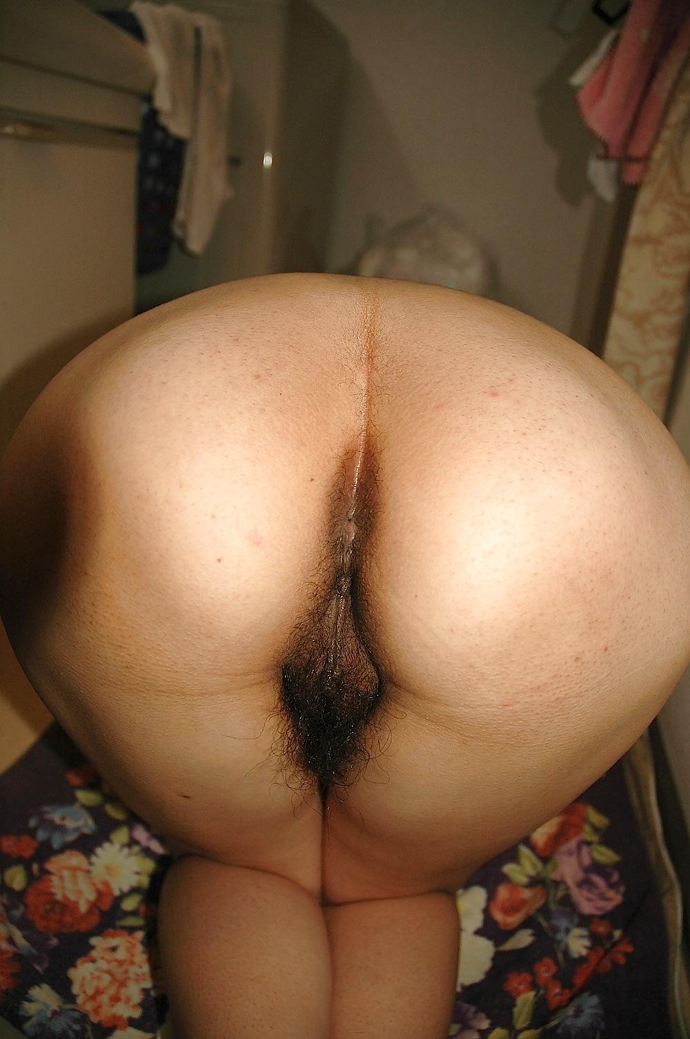 Hairy Bent Over 9 Pics Xhamster