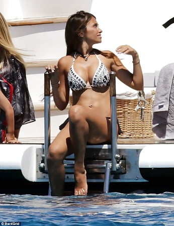 Antonella roccuzzo naked