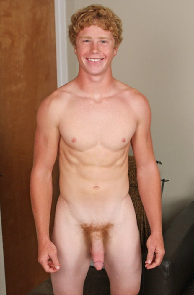 Naked red haired young boys — pic 14