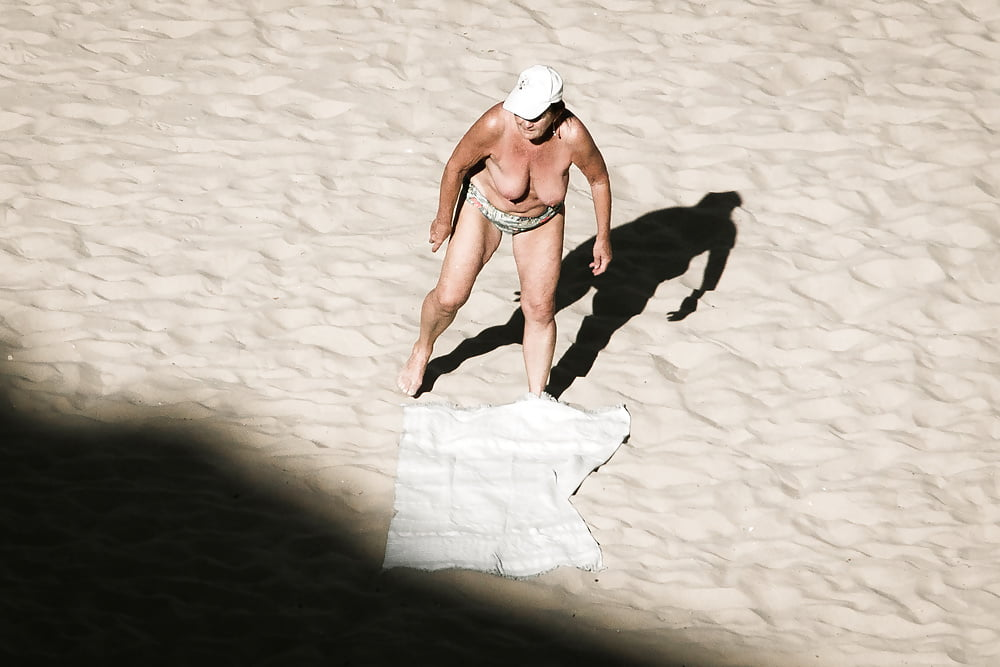 Beach Naked