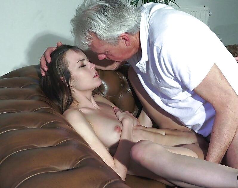 Mason moore enjoying hot sex with old man