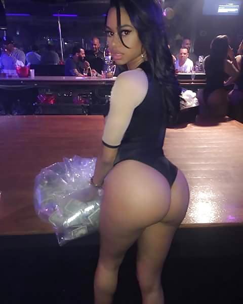 Thick black booty xxx-4730