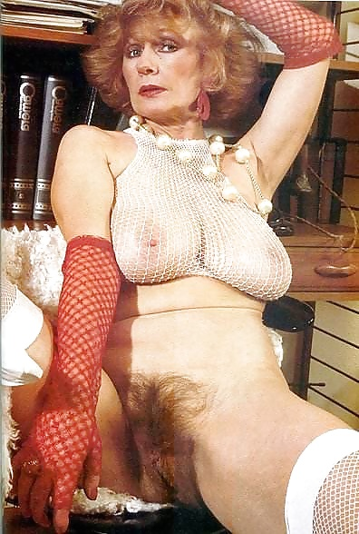Vintage mature blowjob