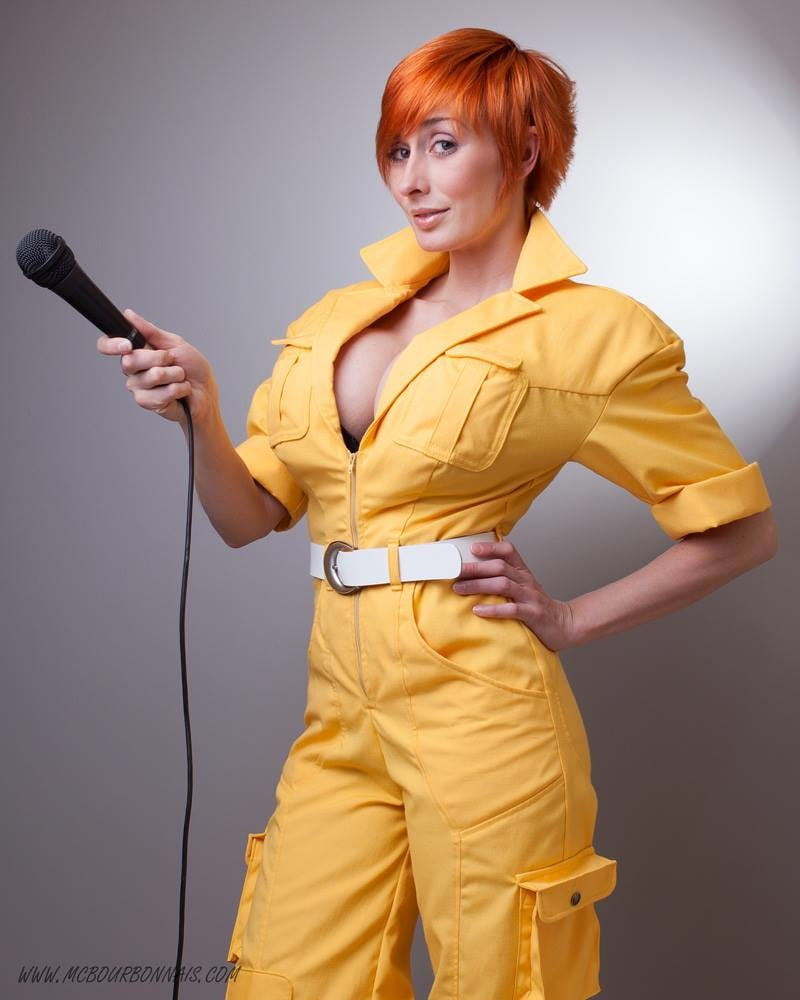 April O'neil Cosplay Porn see and save as april o neil porn pict - 4crot