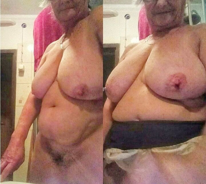 Old Boobs 362 - 200 Pics
