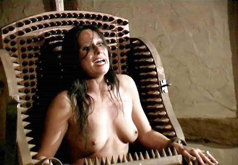 Nude Women Tortured In Inquisition