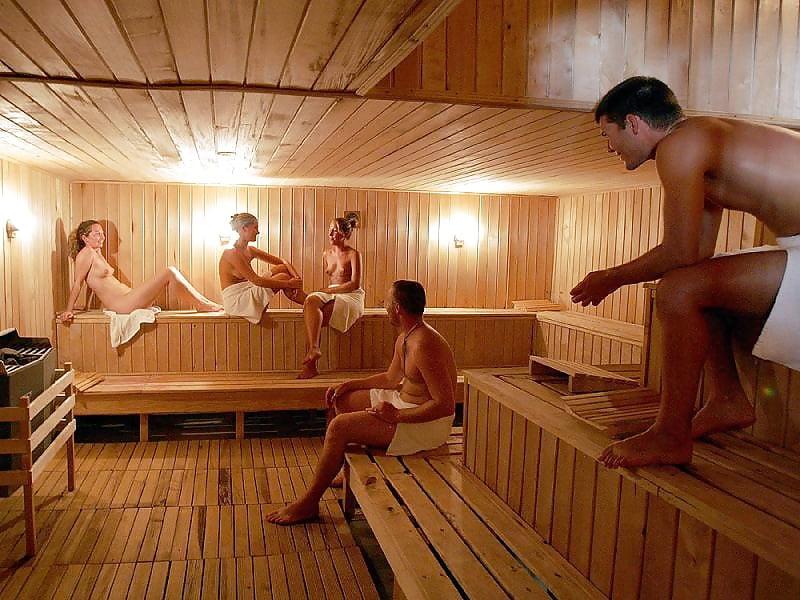 Adult sauna uk