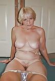 Sexy Hairy Pussy Granny