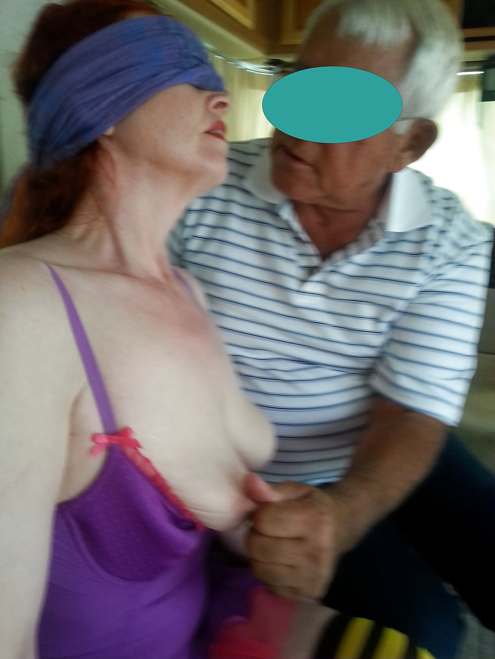 Submissive Wife Used Strangers