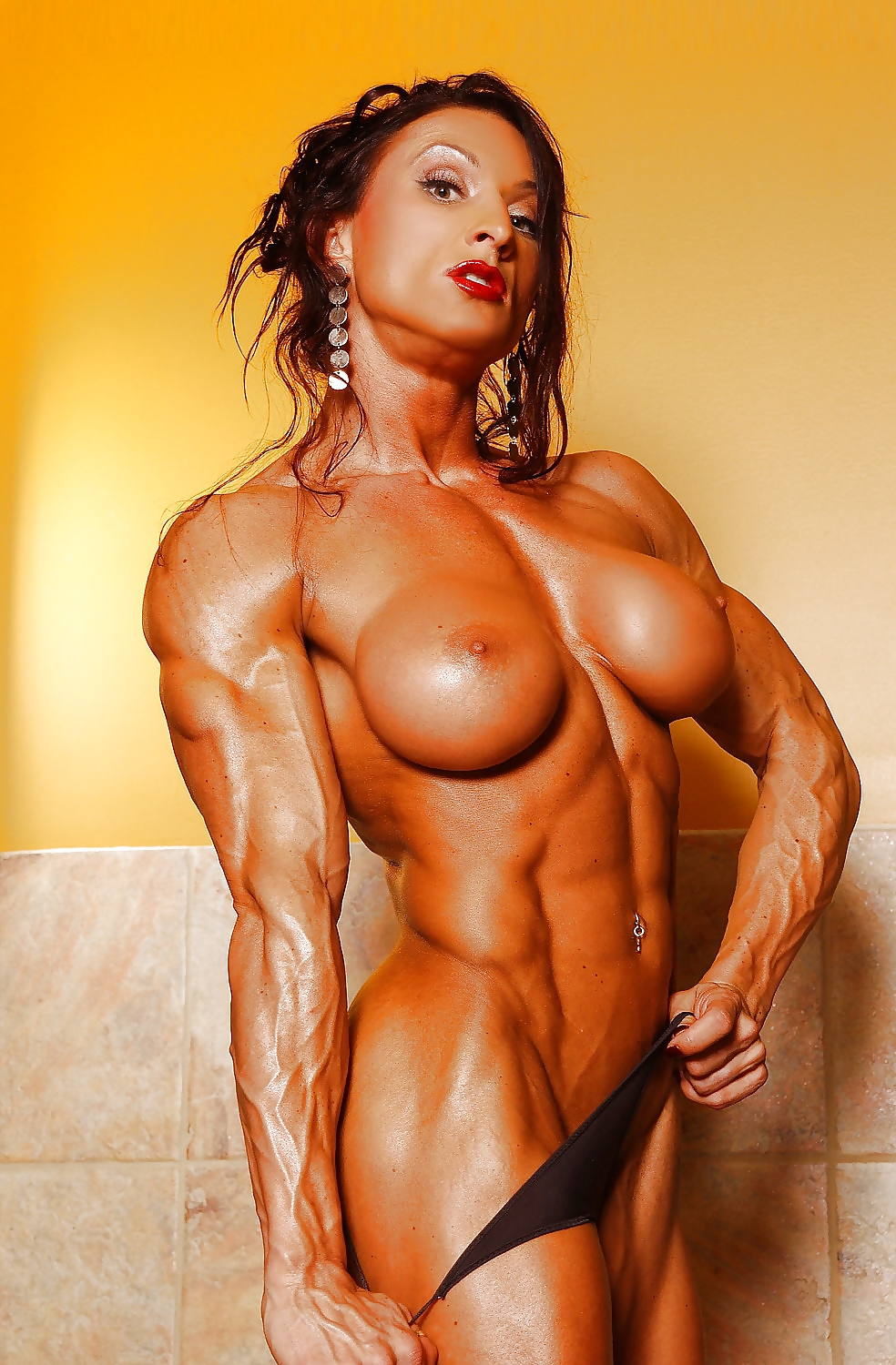 Fit muscle babes porn wife nigerian