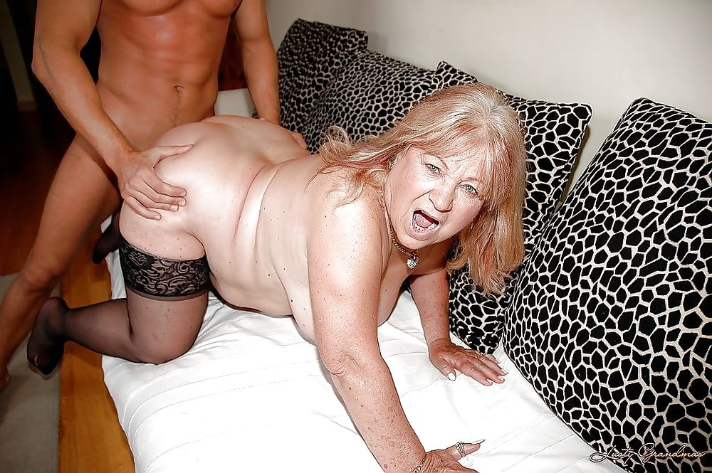Free sexy hardcore granny photos #1