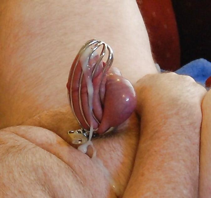 Why i had to put my husband in chastity