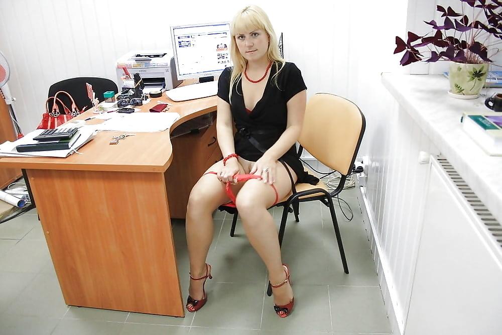 В бухгалтерии мастурбируют — 6