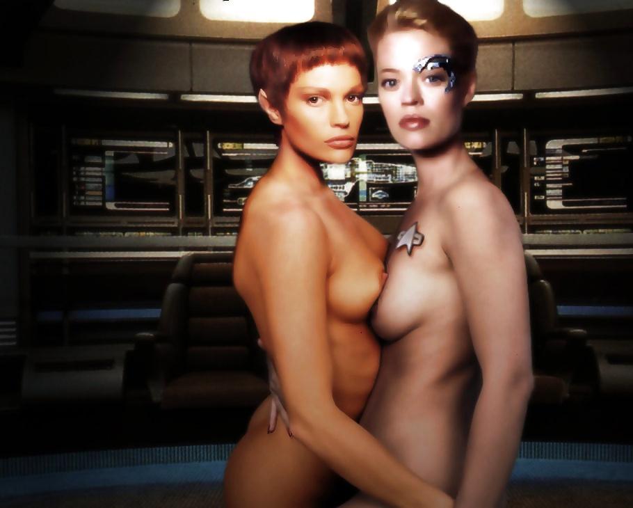 Jolene Blalock Nude Fakes