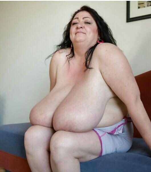 Ladies breast images