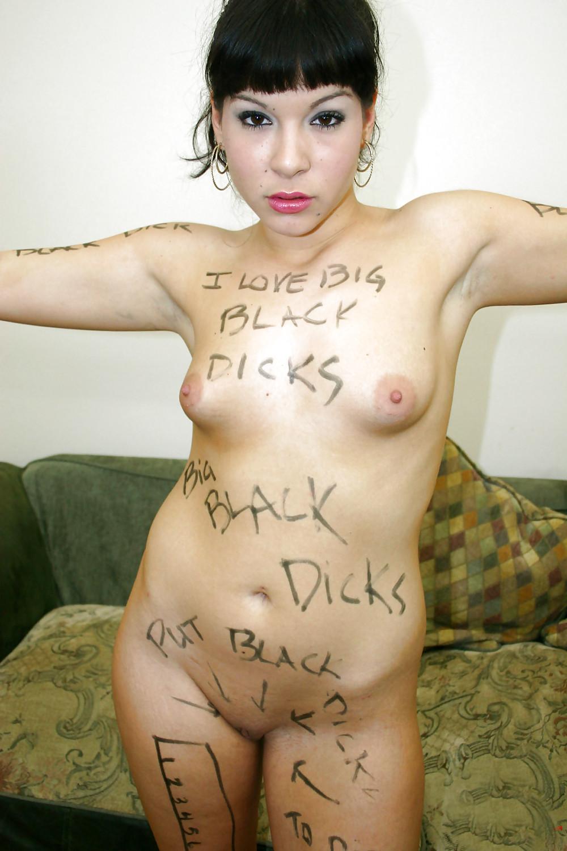 Black sluts who crave bwc