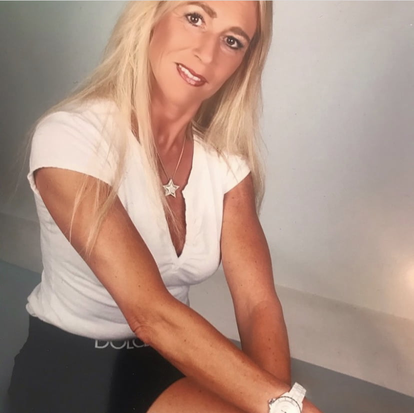 Blonde mom fuck