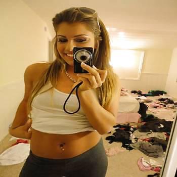 Cutie persian gf nudes selfie pics
