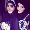 Sexy Horny hijabi girls - Cum on them