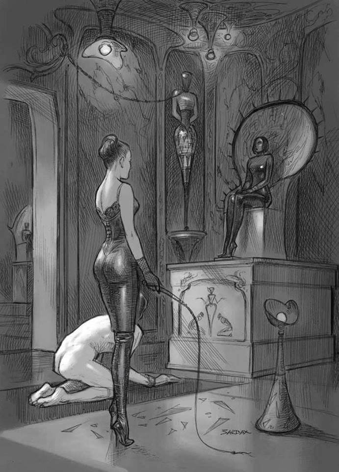 rachel-blakely-drawings-mistress-domination