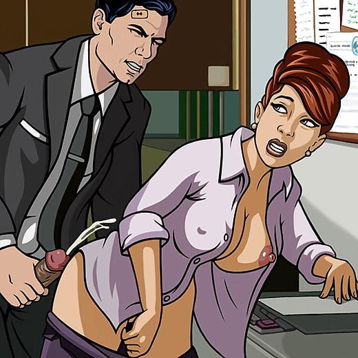 Порно С Агентами Женщинами