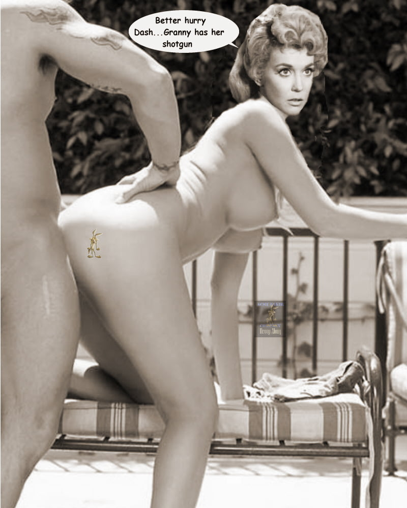 Donna douglas naked nude, sex naked in linsay