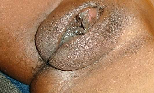 pussy Black gaping