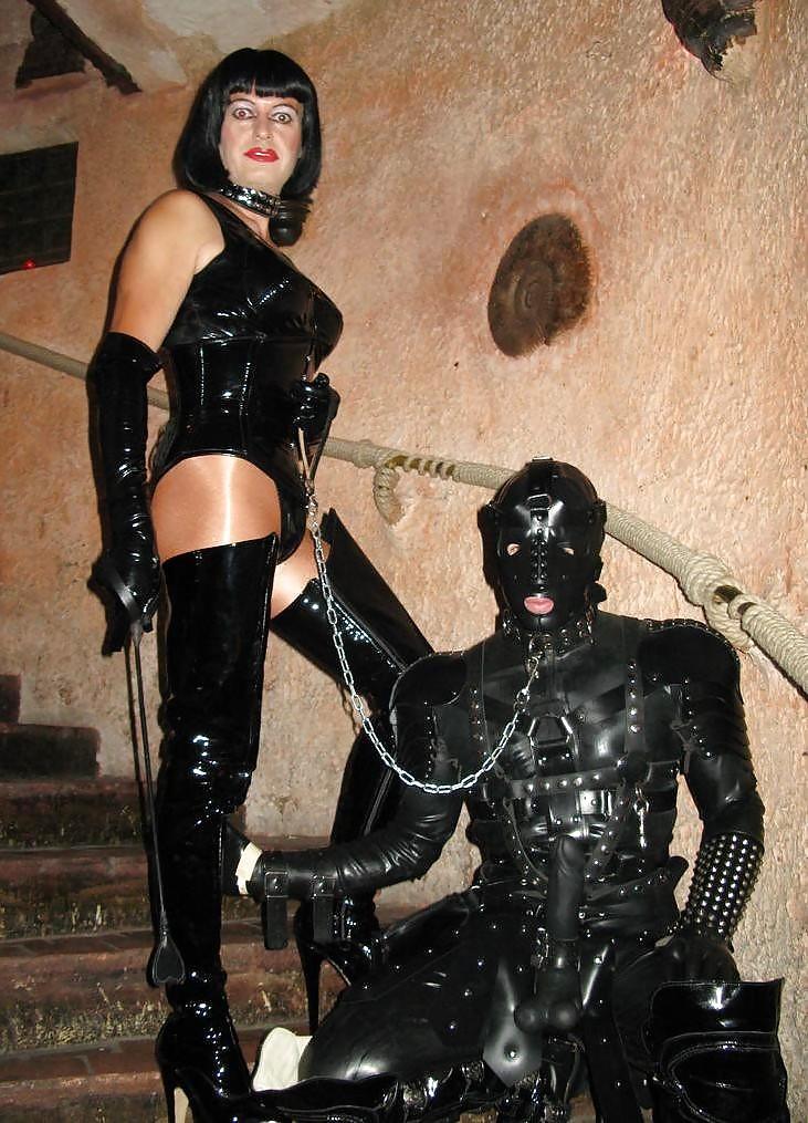 Ihr domina sklave und Mistress Gloria