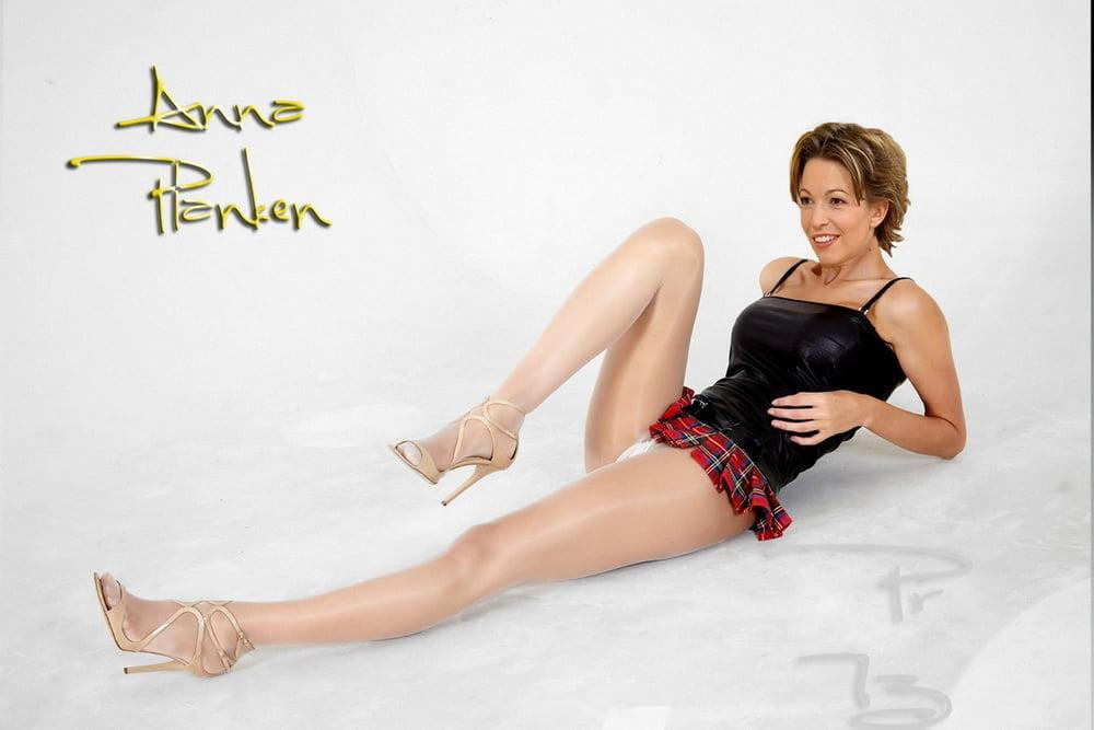 Fakes nackt anna planken Celebrity Naked