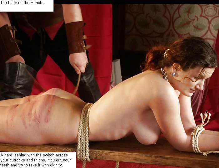 Flogging Femdom Is One Of The Most Brutal And Painful Torture Methods