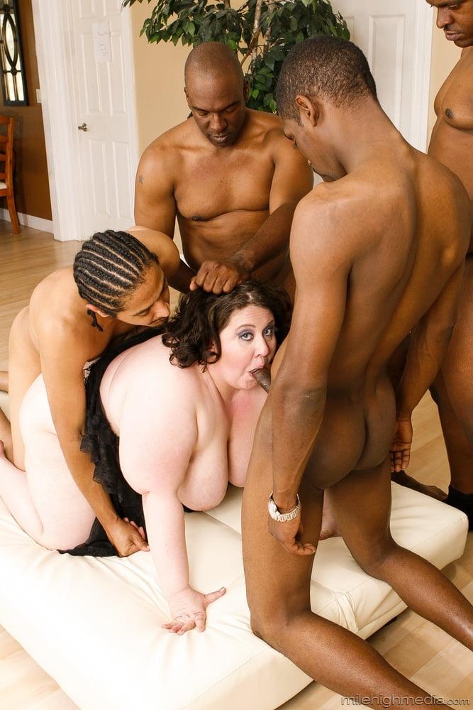 Анал порно групповое черные толстые бабы, толстых галерея порно
