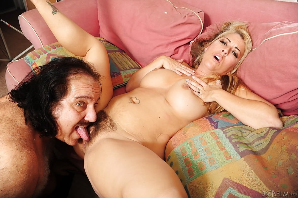 Watch how to eat pussy like a champ with ron jeremy