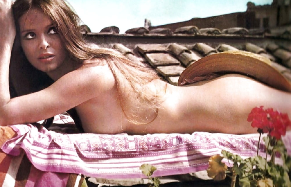 Barbara bach nude, small boobs home video large