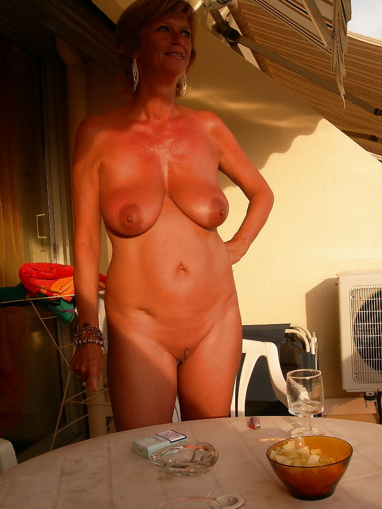 Busty mature neighbor gallery post orgy movies