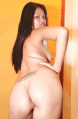 Asian girl butts