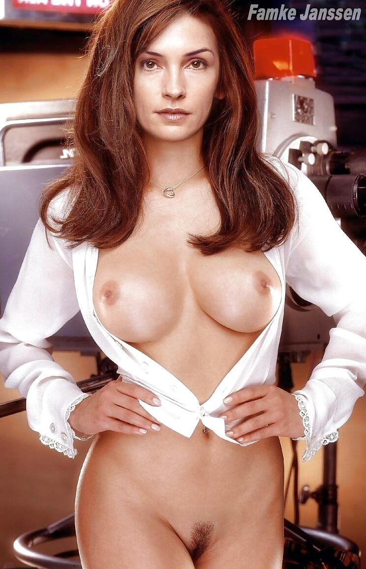 Фамке янссен фото голая секс порно