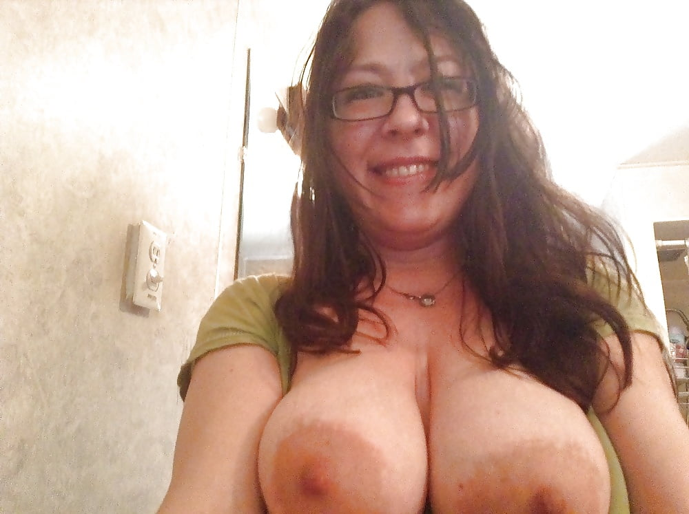 For the love of big areola