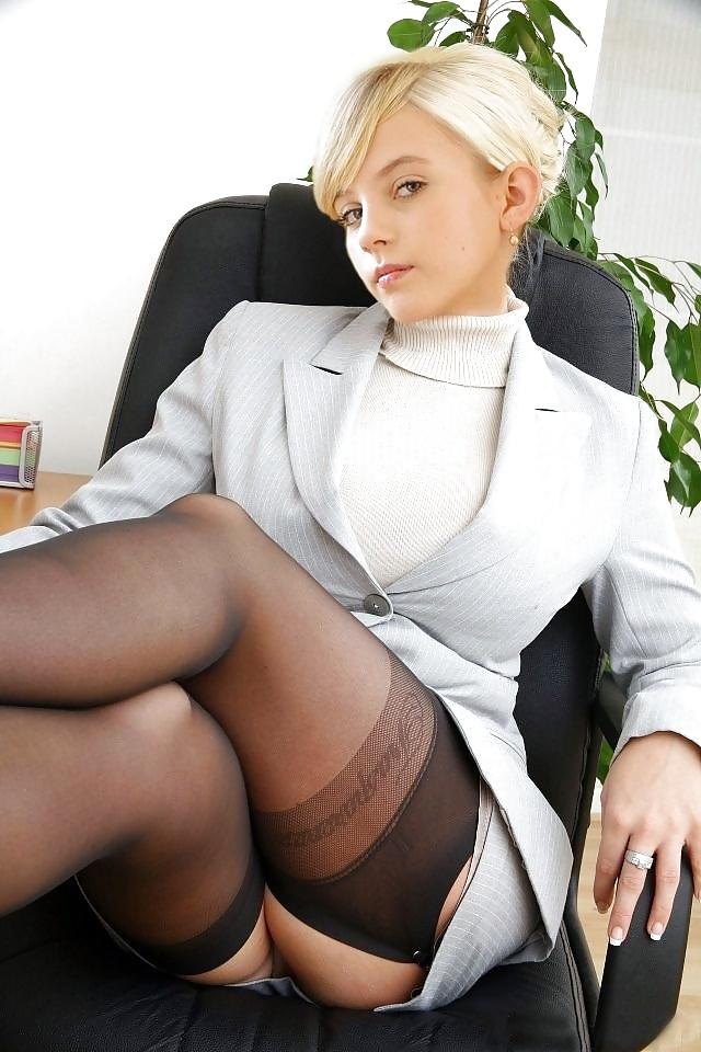 красивая эротика леди босс - 14
