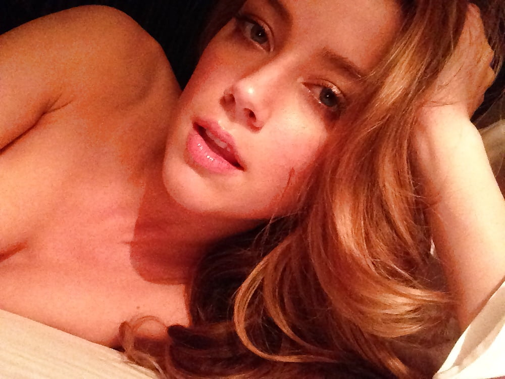 Nude photos amber heard