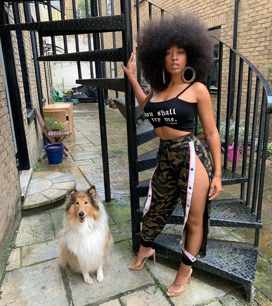 Girls I'd Love to Impregnate: Imani Evans