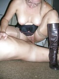Rhonda Loves To Ride A Cock