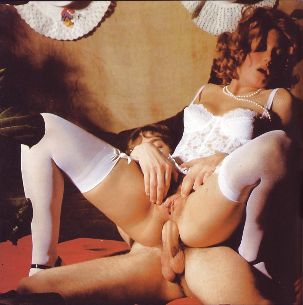 Nylon Vintage Sex